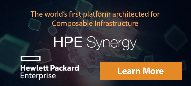 The world's first platform architected for Composable Infrastructure - mobile